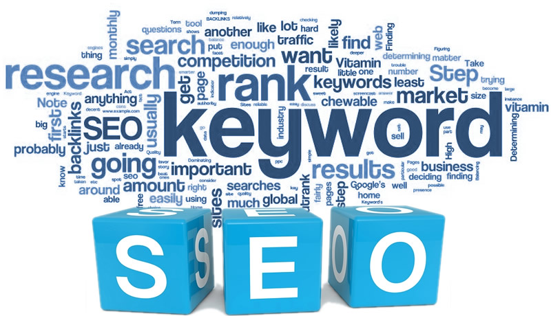 SEO advice for laymen graphic